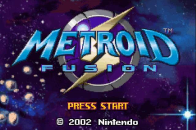 metroid fusion 1