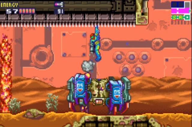 metroid fusion 3