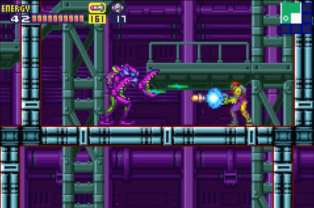 Metroid Fusion Review