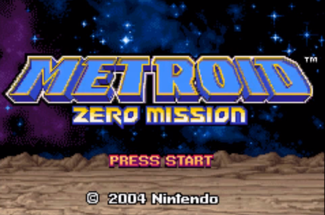 metroid zero mission 1