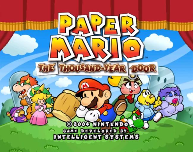 paper mario ttyd 1