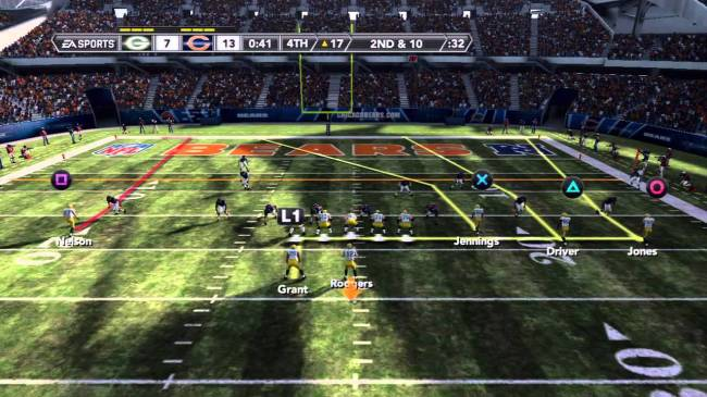 madden 12 three