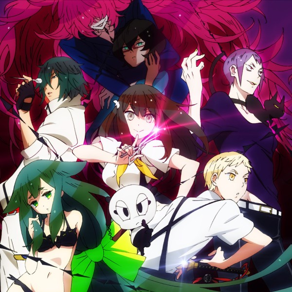 gatchaman crowds 1