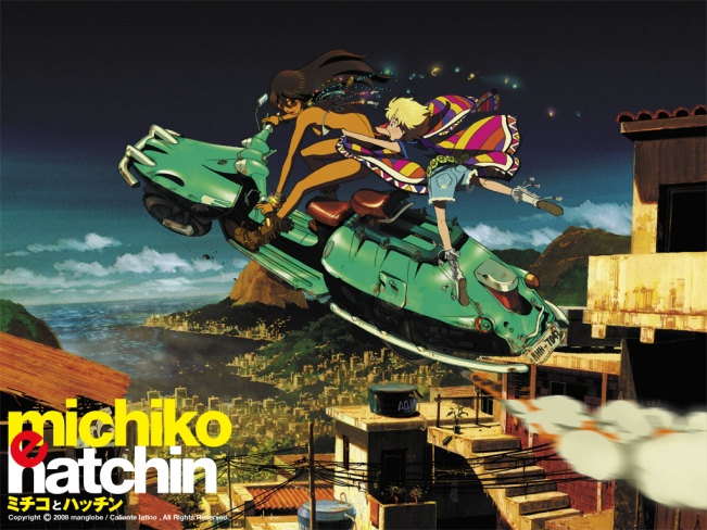 michiko to hatchin 1