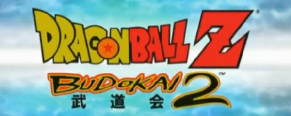 dbz budokai 2 logo