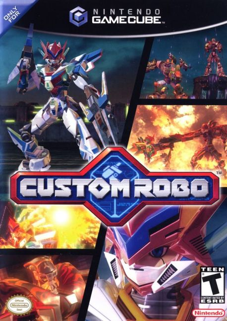 custom robo 1