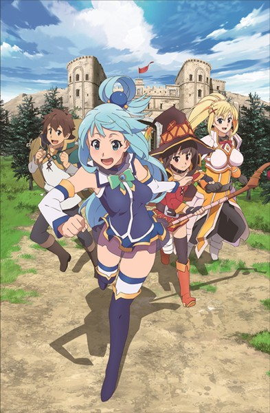 konosuba 2 three