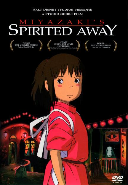 spirited away 5