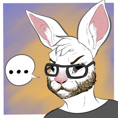 Angry Rabbit (New)