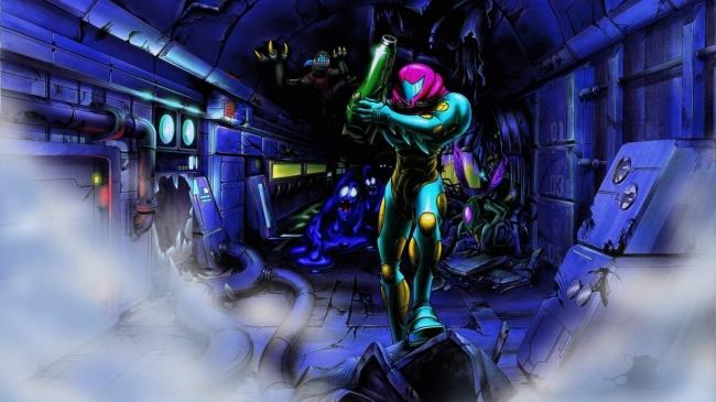 metroid fusion remake 1