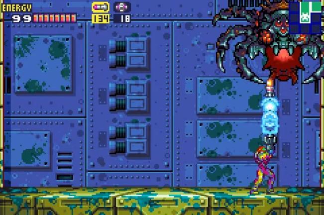 metroid fusion remake 8