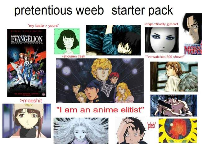 pretentious anime 1