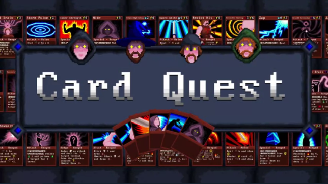 card quest 5