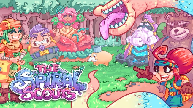 spiral scouts 5
