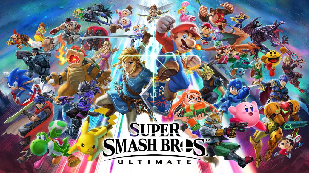 smash bros ultimate 1