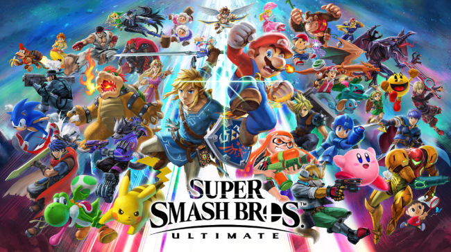 smash bros ultimate 1