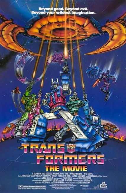 the transformers the movie 1