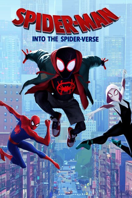 spider-verse cover