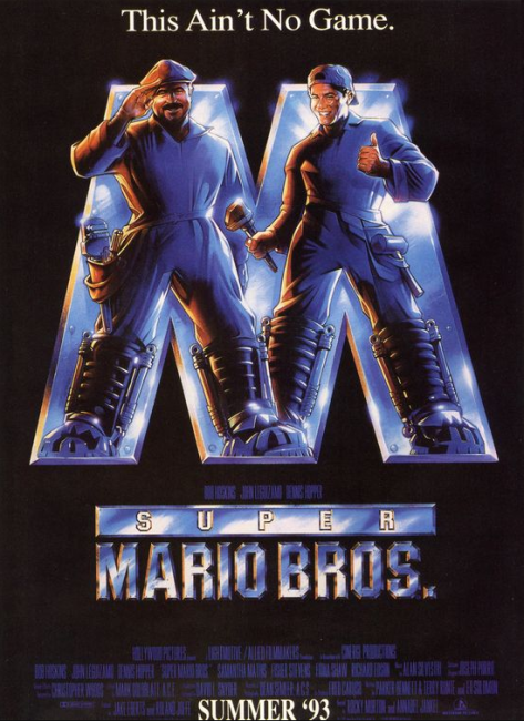 super mario bros film 1