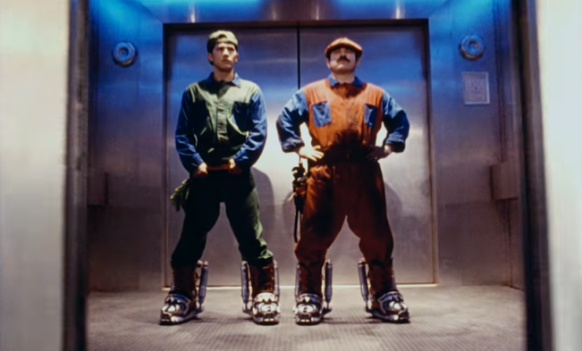 super mario bros film 2