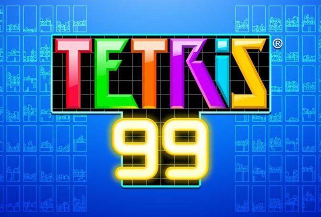 tetris 99 cover