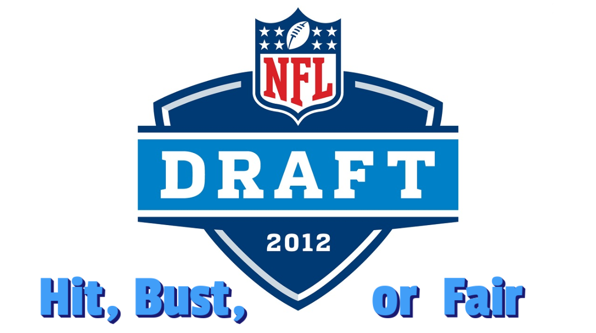 nfl draft 2012 cover