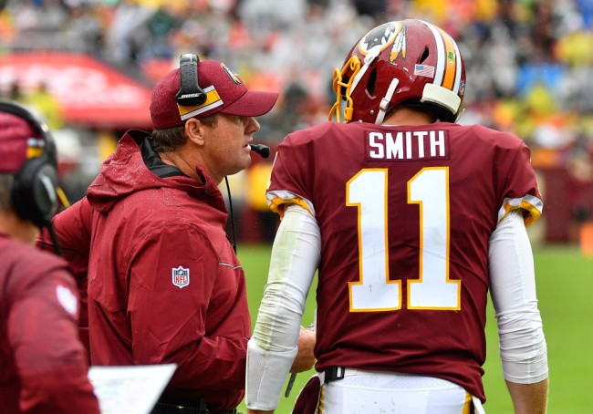 NFL: Green Bay Packers at Washington Redskins