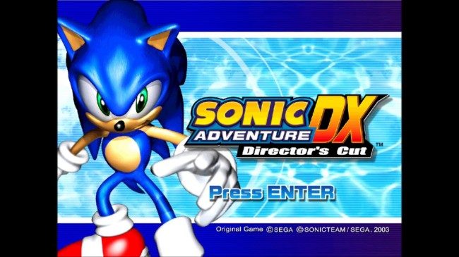 Sonic Adventure DX: Director's Cut Review – The Visualist's