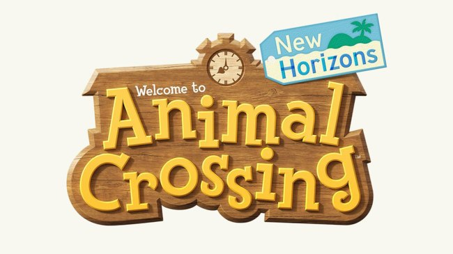 animal crossing new horizons cover