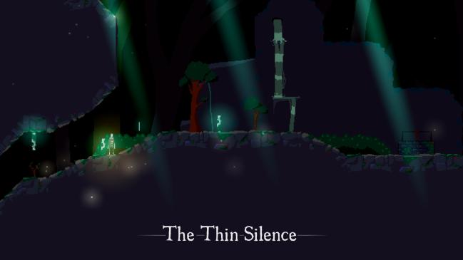 the thin silence 1