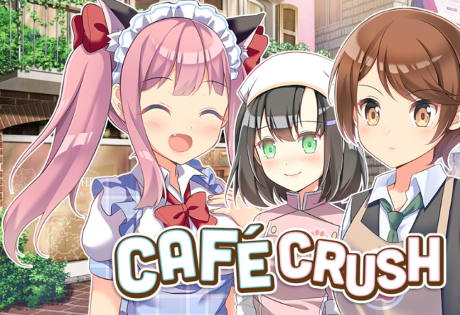 cafe crush cover