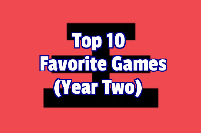keengamer top 10 2