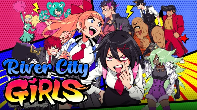 river city girls cover deluxe