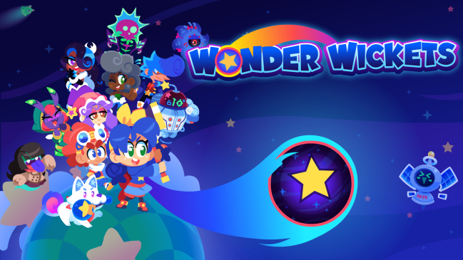 wonder wickets 6