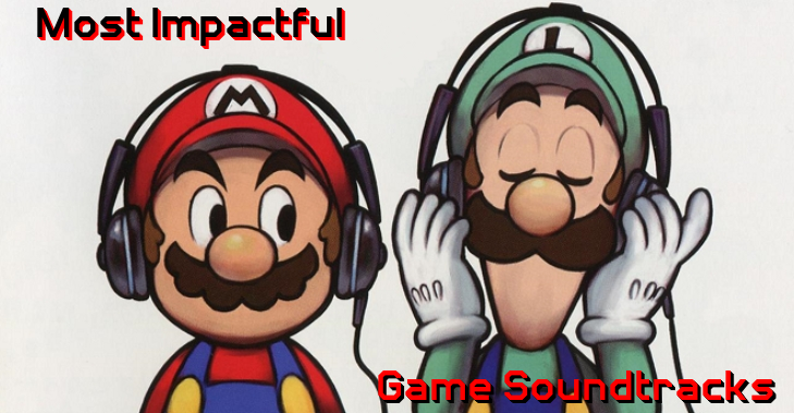 top 10 most impactful game soundtracks cover deluxe