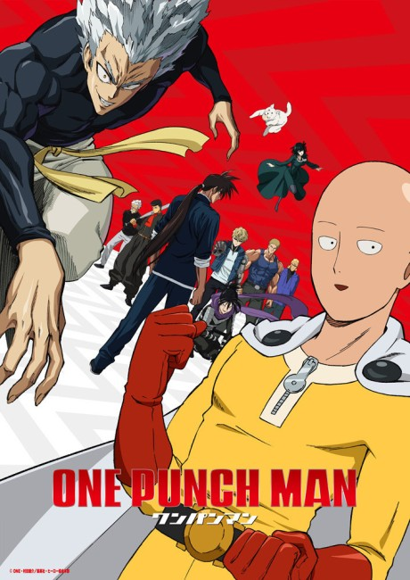 one punch man 2 cover