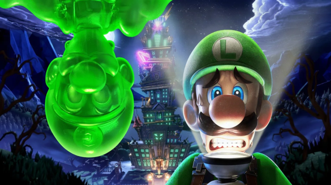 luigi mansion 3 review cover
