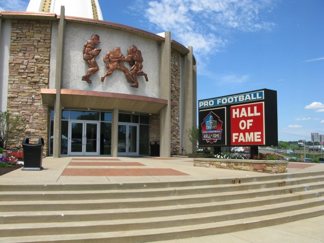 nfl hall of fame 2
