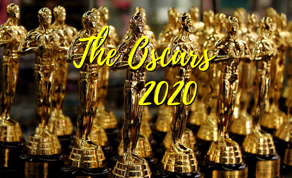 oscars 2020 cover