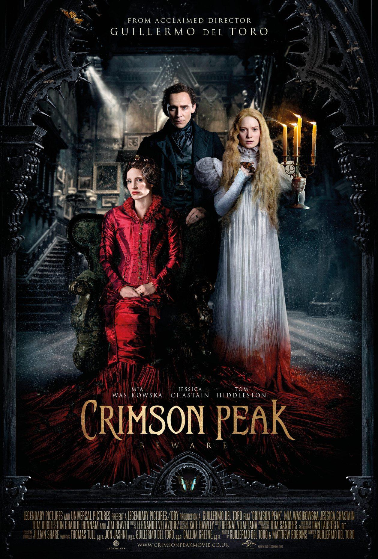 crimson peak cover
