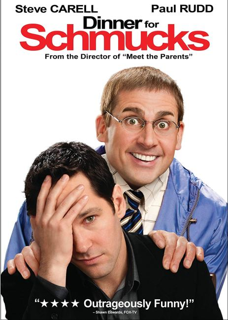 dinner for schmucks cover