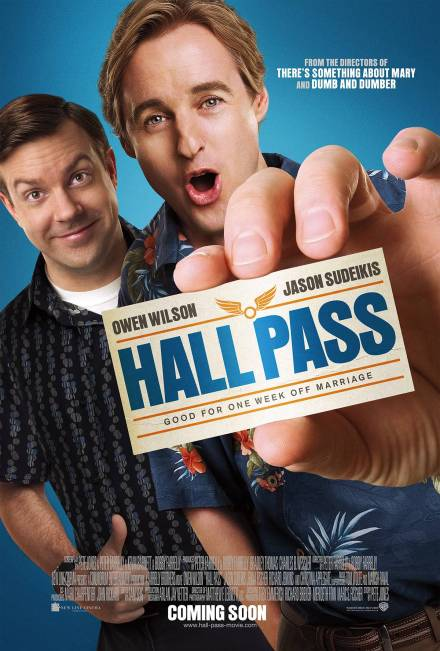 hall pass cover