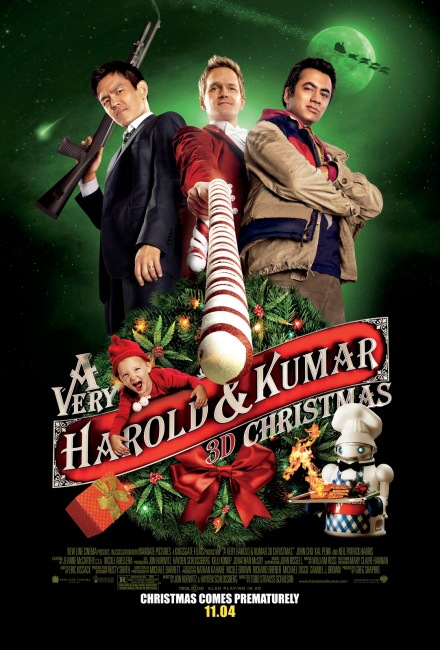 harold and kumar christmas cover