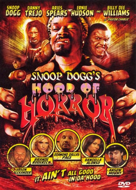 hood of horror cover