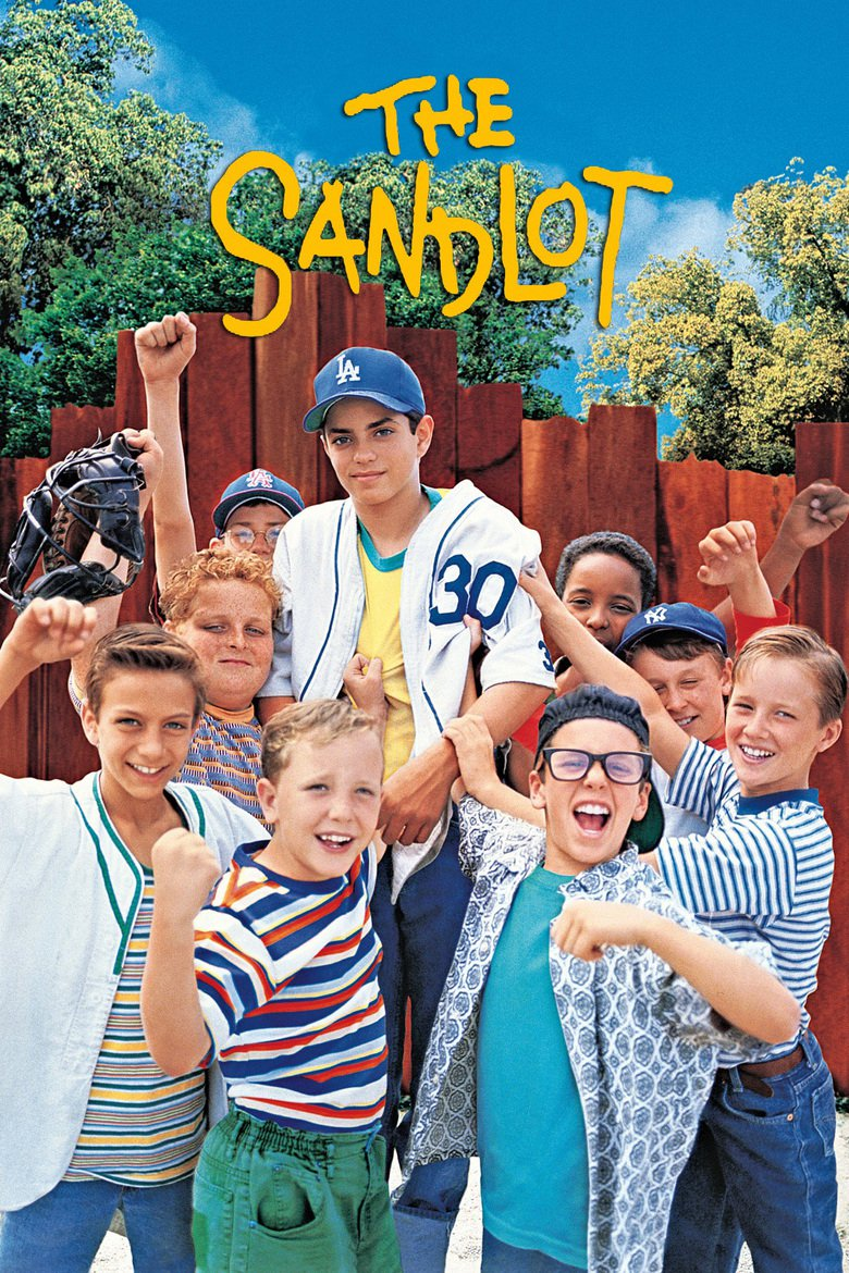 the sandlot cover